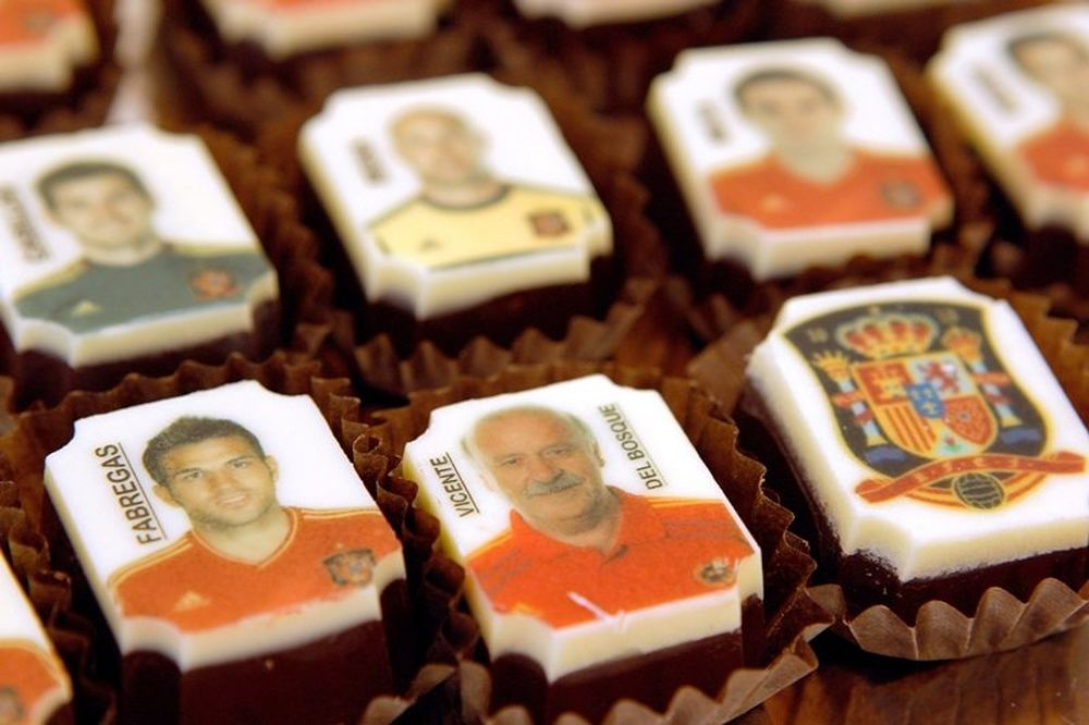 Euro 2012: Φάτε τους… Ισπανούς (photos)