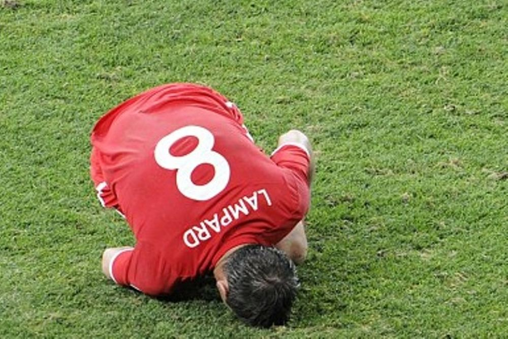 Euro 2012: Οριστικά χωρίς Λάμπαρντ η Αγγλία
