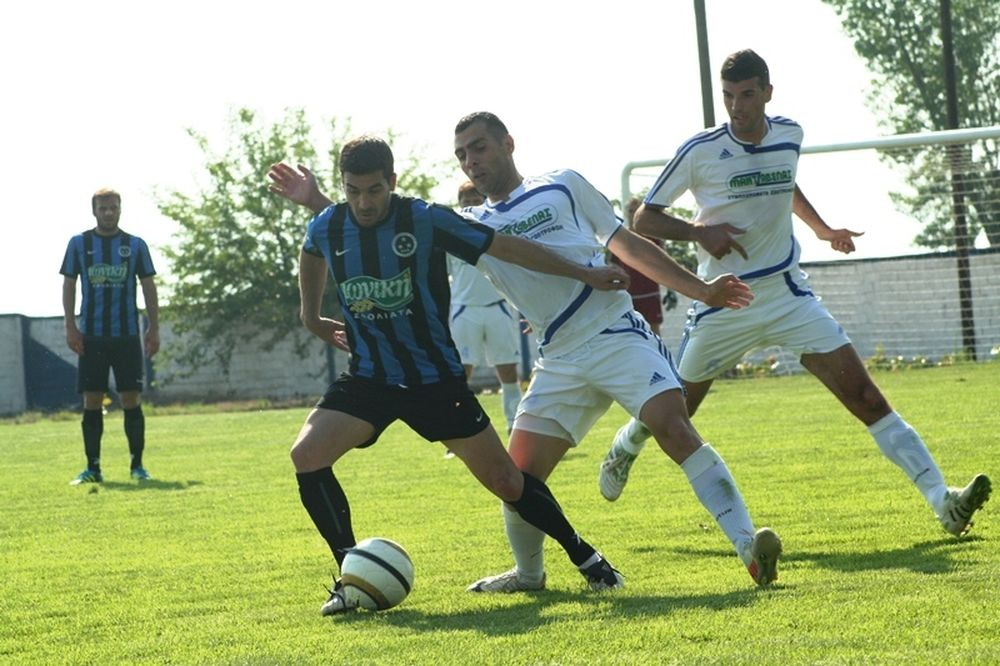 Εθνικός Μαλγάρων-Ένωση Αποστόλου Παύλου 0-0