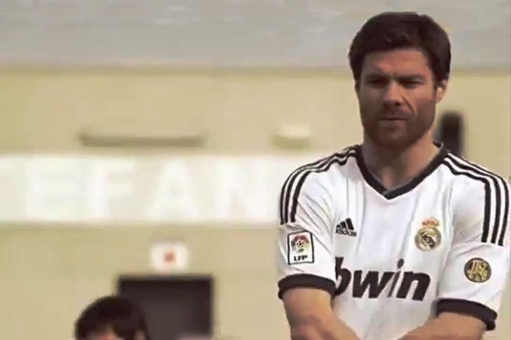 Οι νέες φανέλες της Ρεάλ Μαδρίτης (video)