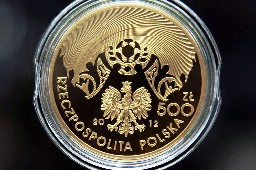 Euro 2012: Τα κέρματα της διοργάνωσης (photos)