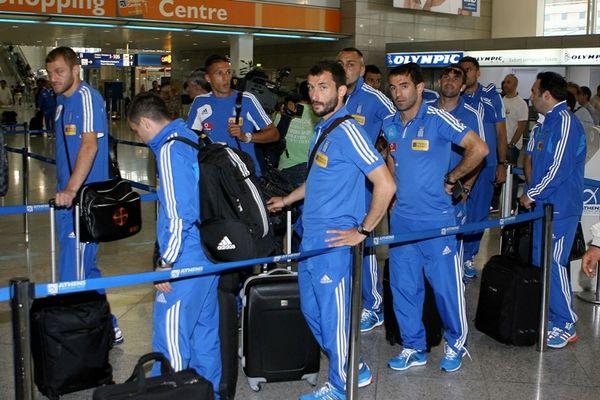 Euro 2012: «Πετάει» για το... όνειρο η Εθνική