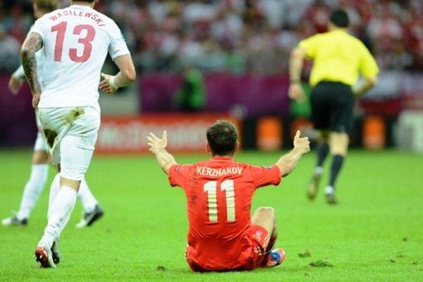 Euro 2012: Κερζάκοφ: «Μας έλλειψε η τελική πάσα»