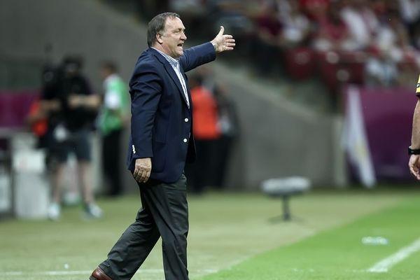 Euro 2012: Άντβοκαατ: «Δεν υπήρχε τρόπος…»