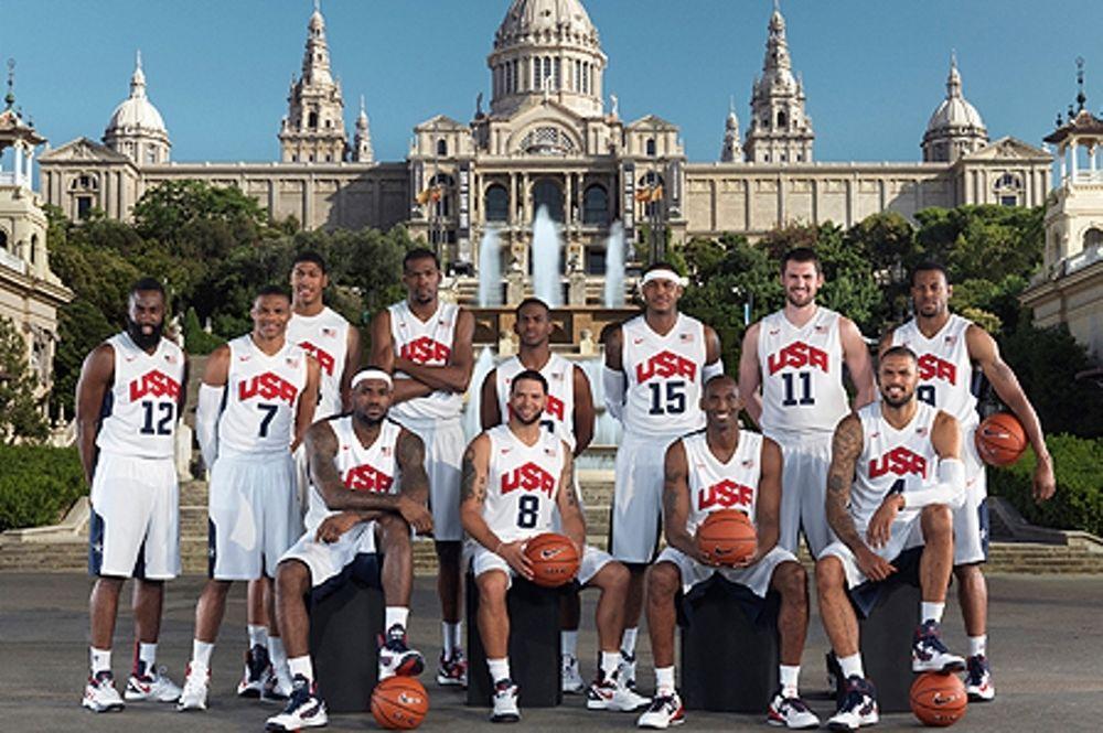 f28752282c08 Ολυμπιακοί Αγώνες 2012  Η Dream Team στη Βαρκελώνη (photos) - Onsports.gr