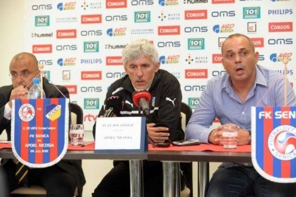 Γιοβάνοβιτς: «Ο ΑΠΟΕΛ έφερε την Κύπρο σε αυτή τη θέση» (video)