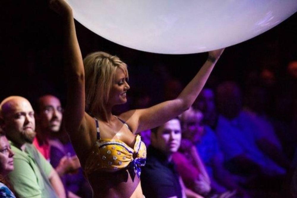 Τι μπορείς να κάνεις με ένα αερόστατο (photos)