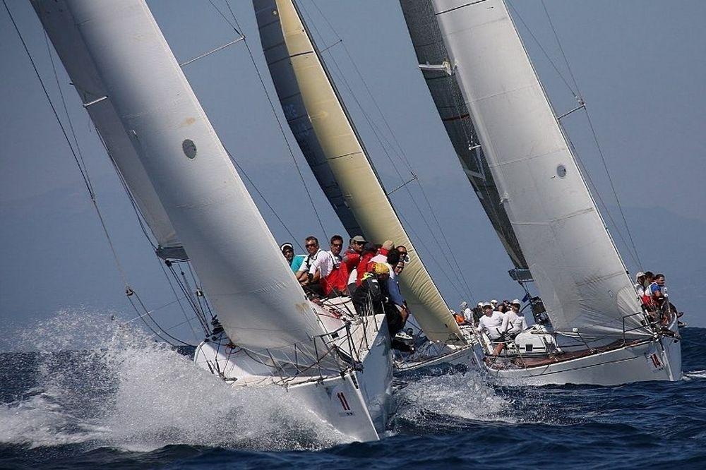 Στις Οινούσσες αναμένονται τα σκάφη της «Aegean Regatta» (video)