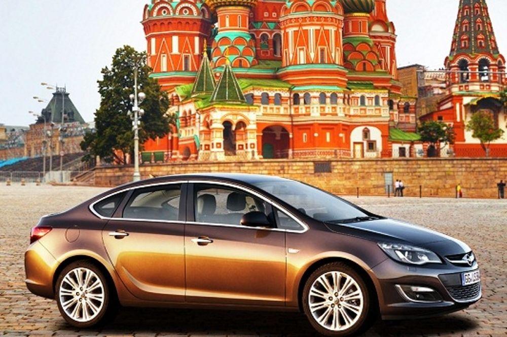 Opel: 4 παγκόσμιες πρεμιέρες στη Μόσχα