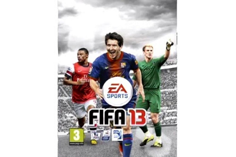 Χαρτ και Τσάμπερλεϊν με Μέσι στο UK FIFA 13! (video)