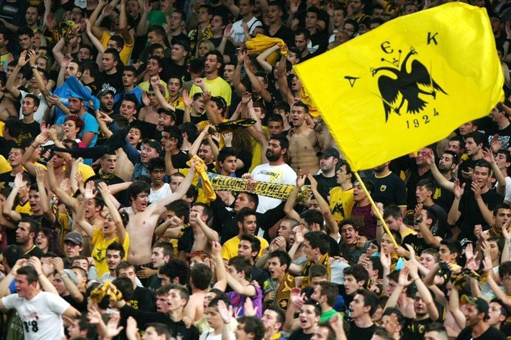 Σε κυκλοφορία τα εισιτήρια του ΑΕΚ-Αστέρας Τρίπολης