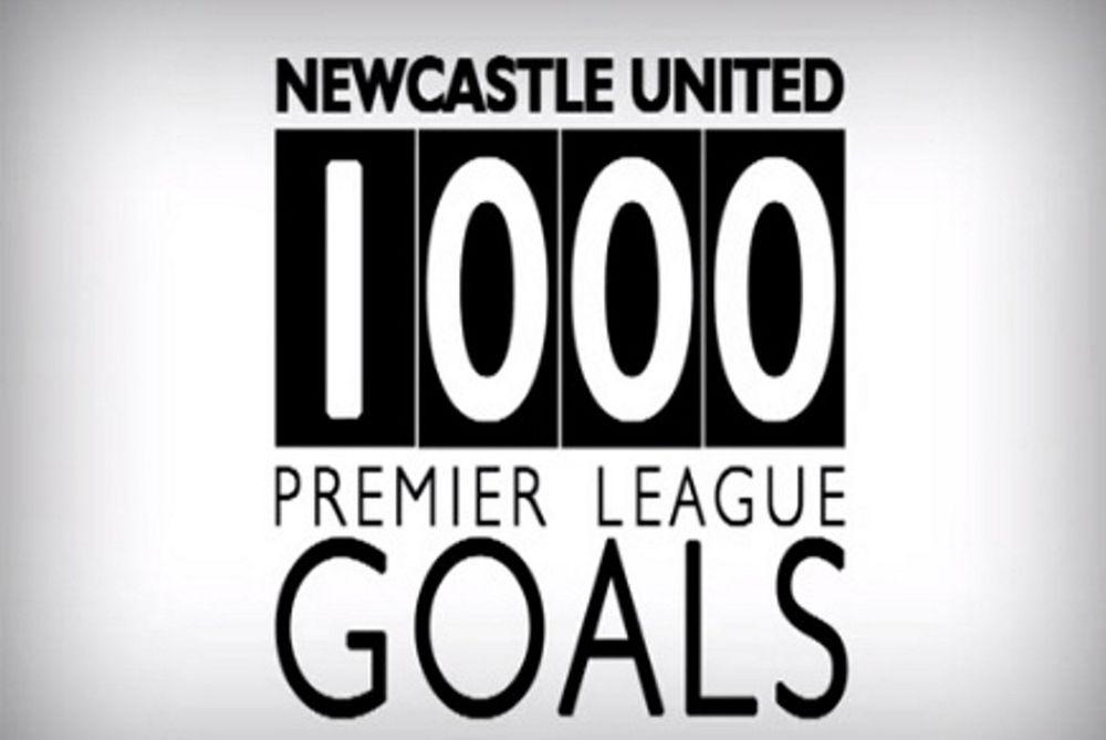 Τα 1000 γκολ της Νιούκαστλ στην Πρέμιερ Λιγκ (video)