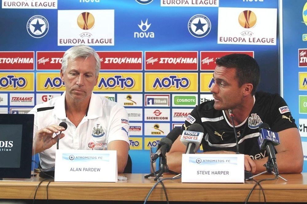 Πάρντιου: «Φαβορί η Νιούκαστλ με το εκτός έδρας γκολ»