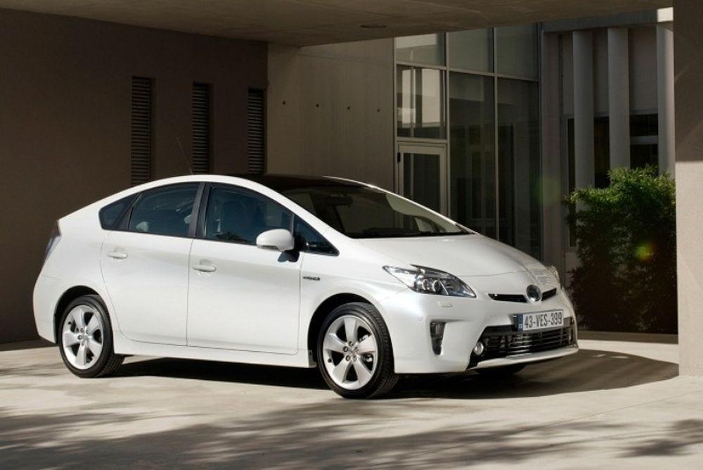 Toyota Prius με πέντε αστέρια ADAC EcoTest 2012