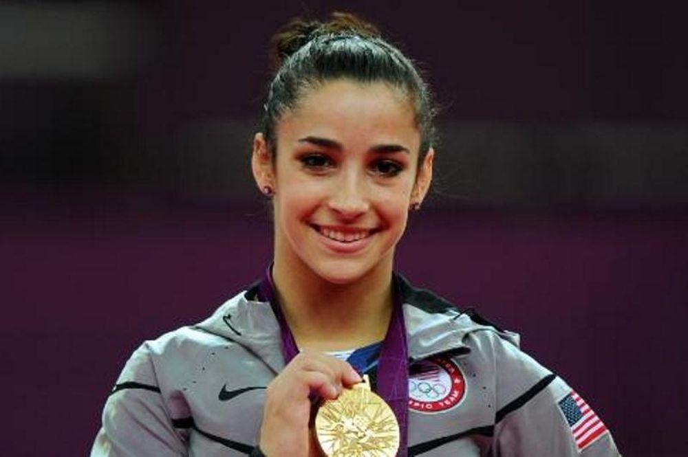 Λονδίνο 2012: Μπορεί πλέον να ξεχωρίζει τα μετάλλιά της η Ράισμαν!