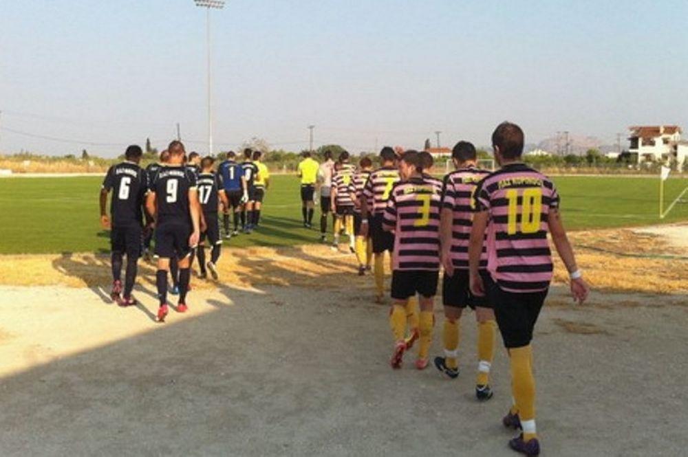 Ο Φωκικός πέρασε με νίκη (1-0) από την Κόρινθο