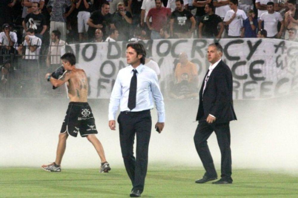 Με εκπροσώπους η απολογία του ΠΑΟΚ στην UEFA