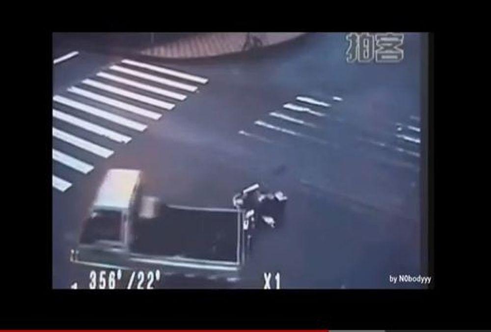 Απίστευτα ατυχήματα: Αυτοί είχαν πραγματικά... άγιο (video)