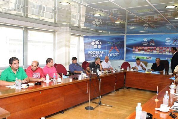 Football League: Καμία απόφαση για Ολυμπιακό Βόλου, Καβάλα, Ηρακλή!