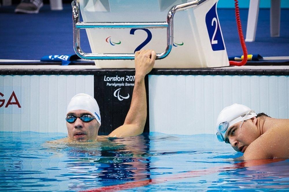 Παραολυμπιακοί Αγώνες 2012: Κολύμβηση (50μ. πρόσθιο SB2): Αποκλείστηκε ο Γιάννης Κωστάκης
