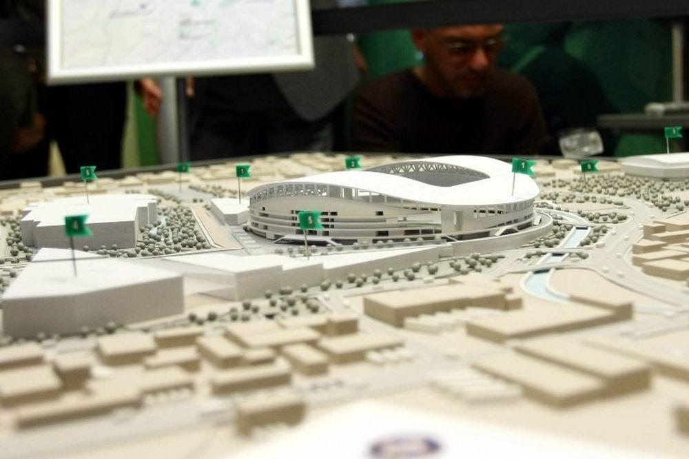 Παναθηναϊκός: Γήπεδο χαμηλότερης κατηγορίας στον Βοτανικό