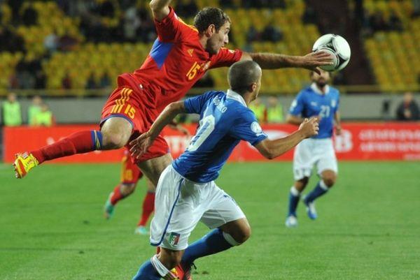 Τζοβίνκο: «Το ποδόσφαιρο δεν είναι μόνο γκολ»