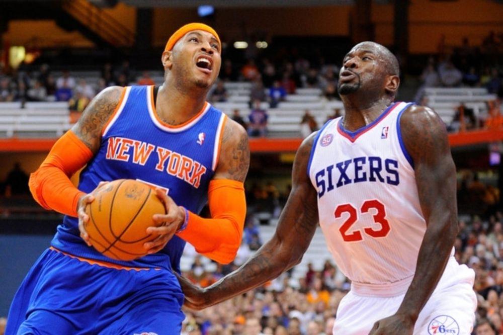 NBA-Φιλικά: Με ήττα επέστρεψε στο Σίρακιουζ ο «Μέλο» (videos)