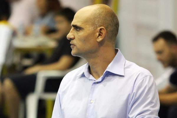 Αρσενιάδης: «Θα παίξουμε χωρίς άγχος»