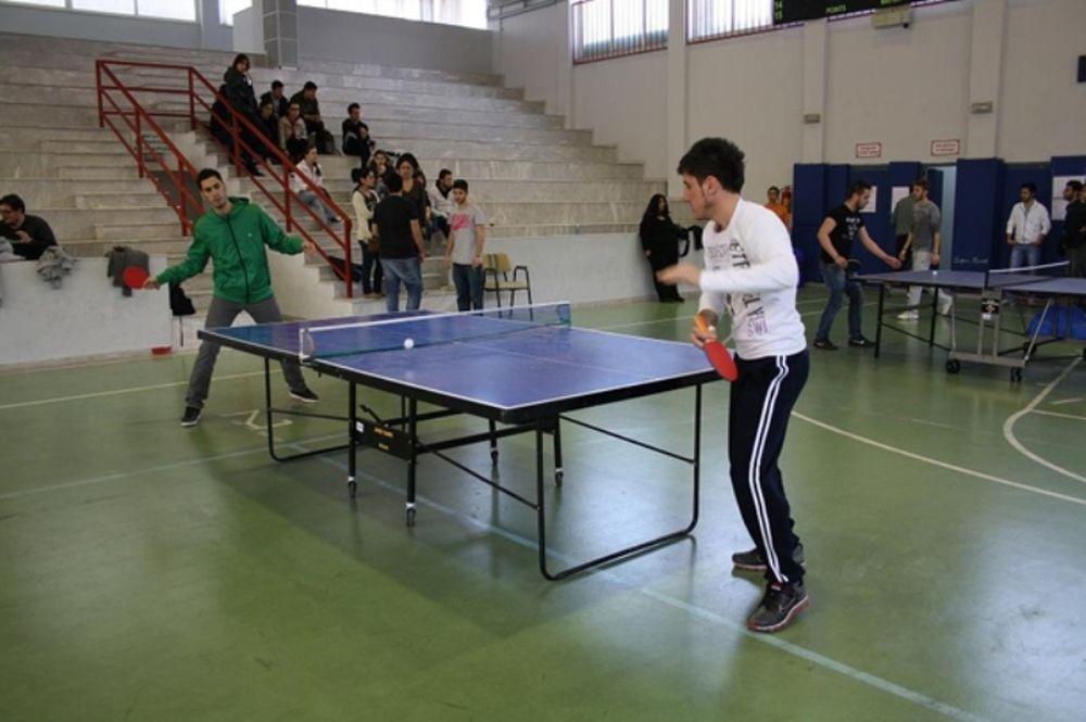Όλα έτοιμα για το «TRIPOLIS Ping Pong open 2012»