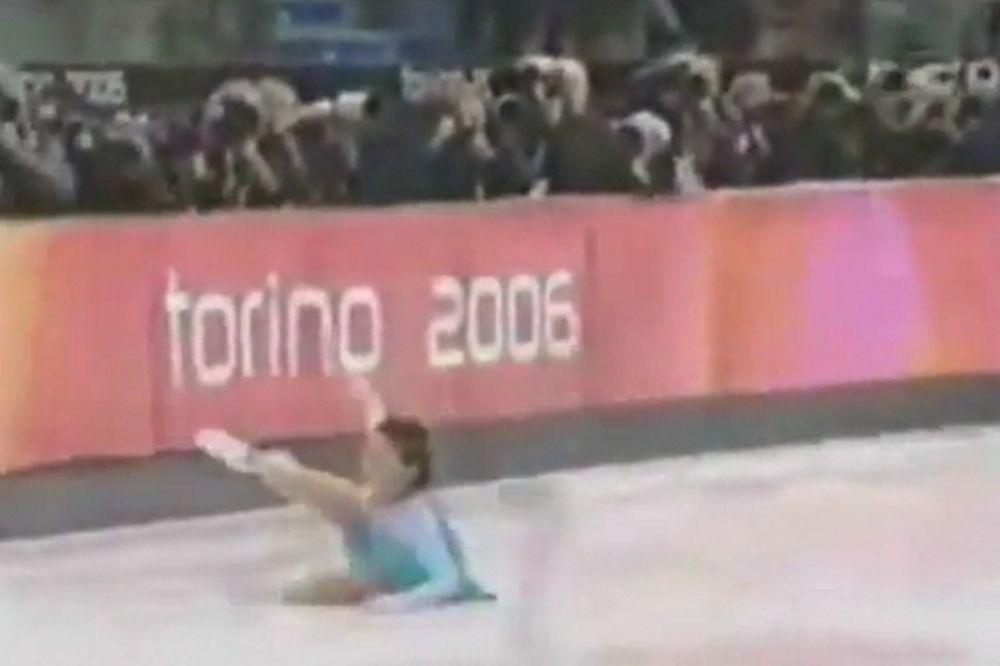 Βίντεο: Πτώσεις στον πάγο που έγραψαν ιστορία