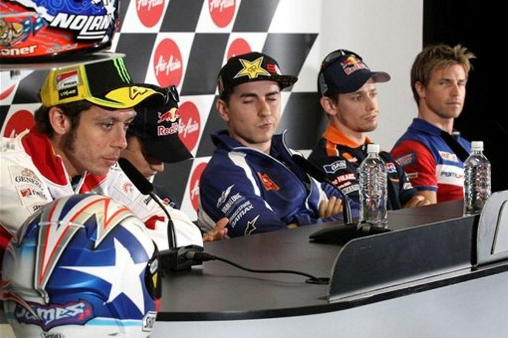 Moto GP: Ο Λορένθο, ο Στόνερ και ο… Ρόσι