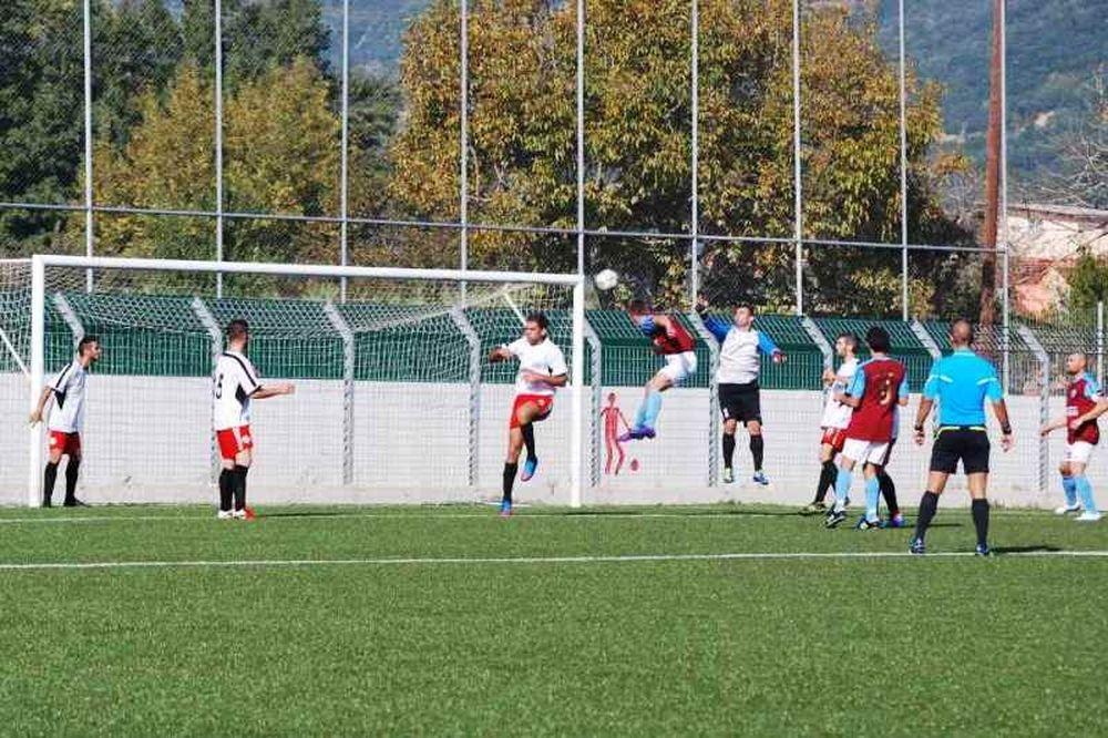 Όλυμπος Κέρκυρας-Μετέωρα 2-0