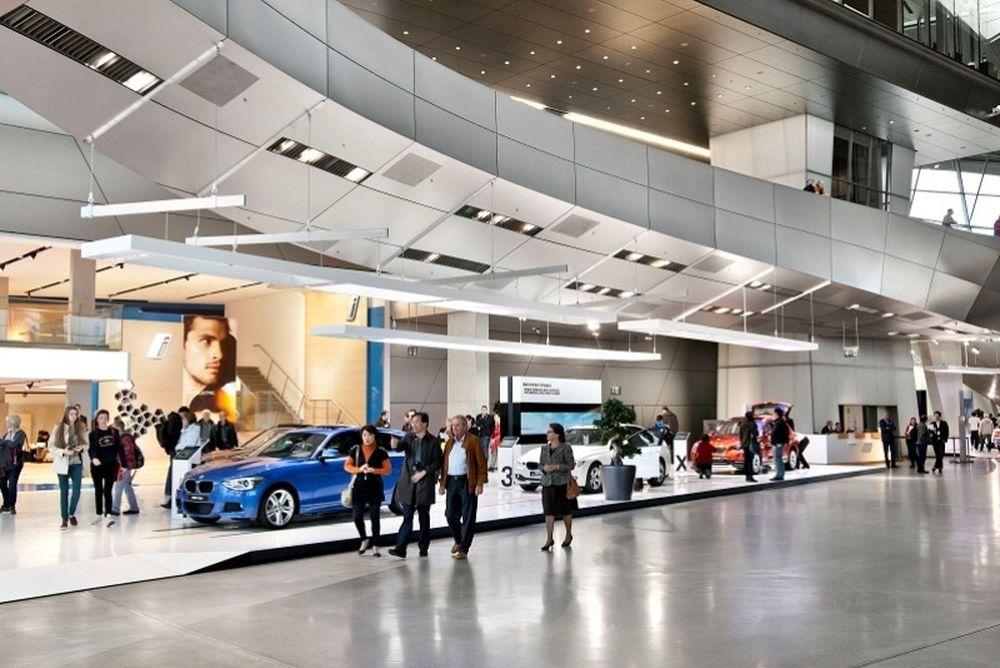 Το BMW Group στο BMW Welt