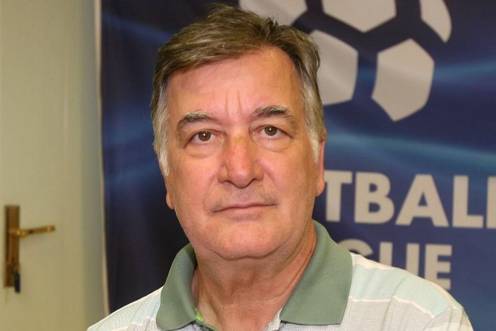 Παναιτωλικός: Διάψευση Κωστούλα για αλλαγή προπονητή