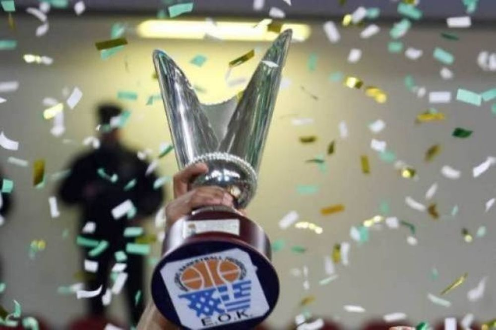 Κύπελλο μπάσκετ: Χωρίς ντέρμπι «αιωνίων» οι ημιτελικοί