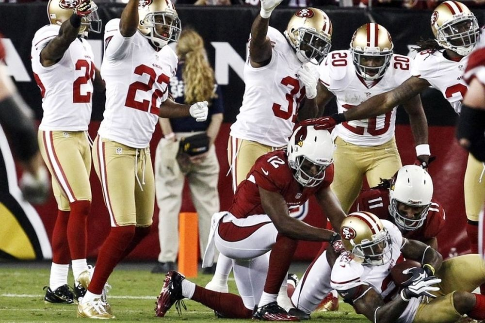 NFL: Σχεδόν τέλειος ο Smith για τους 49ερς (video)