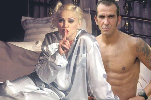 Ντι Κάνιο: «Σαν να κάνεις σεξ με τη… Μαντόνα!»