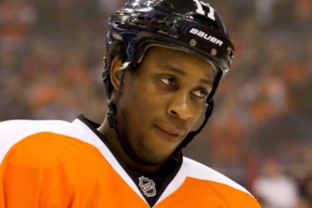 NHL: Ρατσιστική επίθεση στον Simmonds