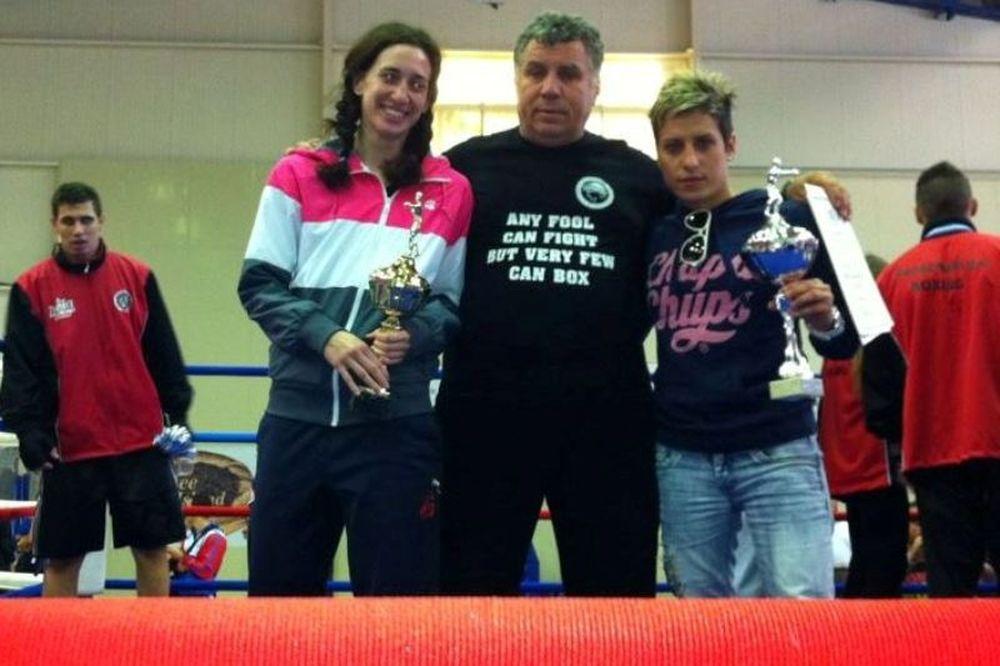 Πυγμαχία: Πρωταθλητής στις γυναίκες ο Ολυμπιακός