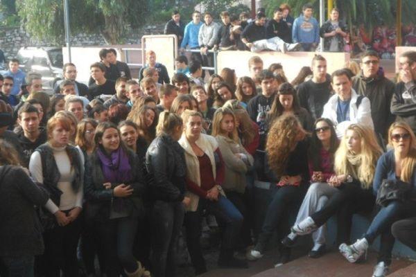 Κέρκυρα: Επίσκεψη σε σχολείο