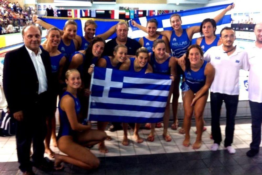 Εθνική Νεανίδων: Ποιες είναι οι «χρυσές» παγκόσμιες πρωταθλήτριες