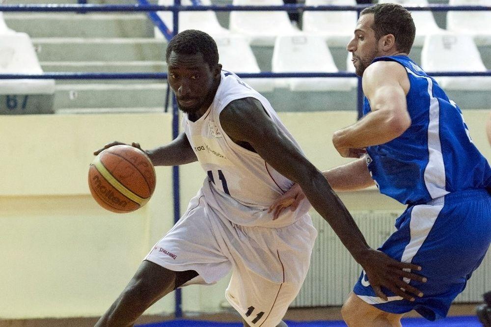 Basket League: MVP ο Φαγιέ