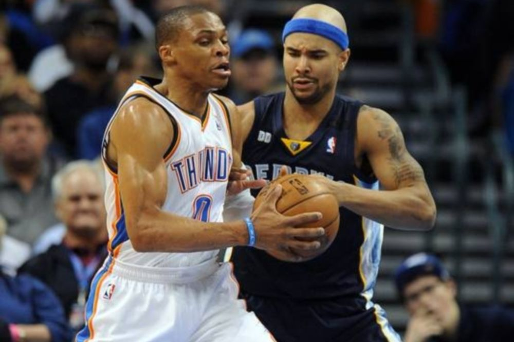 NBA: Νεύρα στην Οκλαχόμα Σίτι