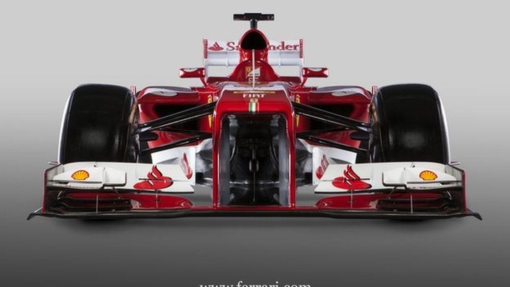 Εντυπωσιακή η νέα Ferrari F138 (photos)