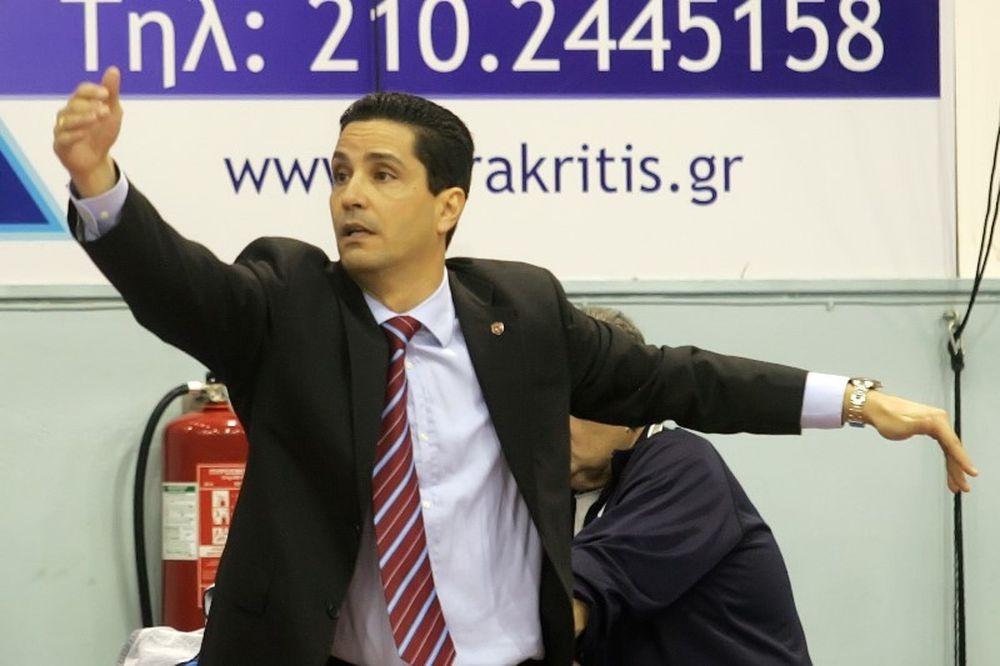 Σφαιρόπουλος: «Το Περιστέρι έχει κερδίσει το σεβασμό όλων»