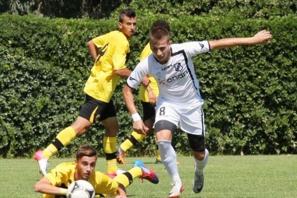ΟΦΗ-Κέρκυρα 2-0 (Κ20)