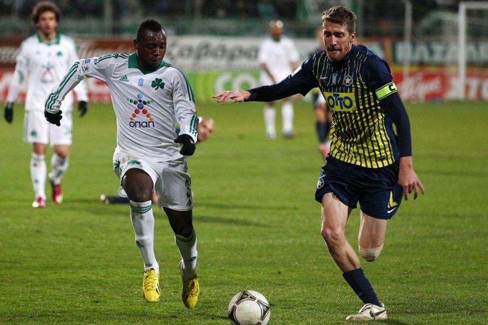 Αστέρας Τρίπολης-Παναθηναϊκός 2-2: Τα Highlights της Nova