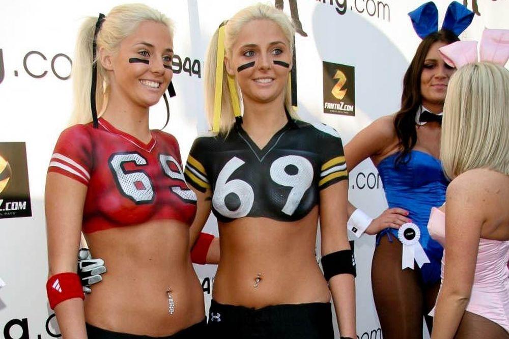 NFL: Τα… δείχνουν για τους ποδοσφαιριστές (photos)