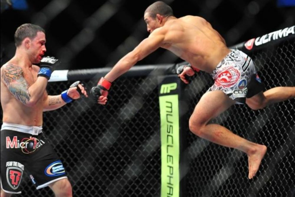 UFC 156: Είχε… απαντήσεις ο Aldo (videos+photos)