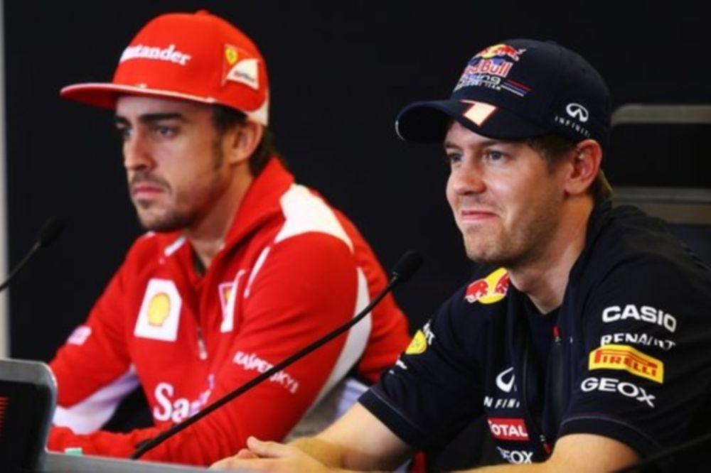 Ferrari: «Ο Φέτελ δεν... ταιριάζει με τον Αλόνσο»